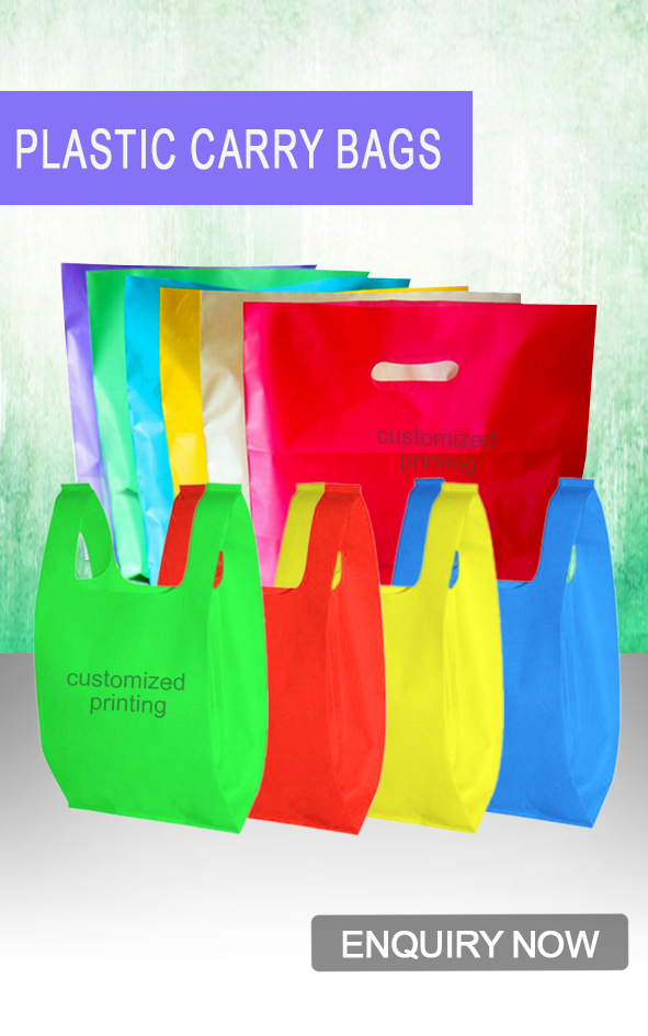 plastic carry bags manufacturers in uae